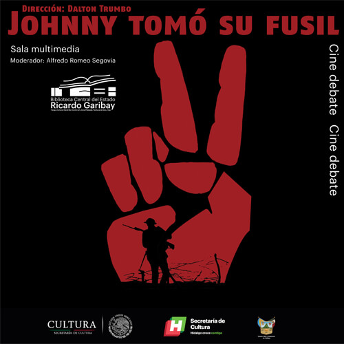 Johnny tomó su fusil